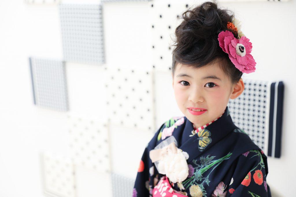 【コラボ753】8歳女の子