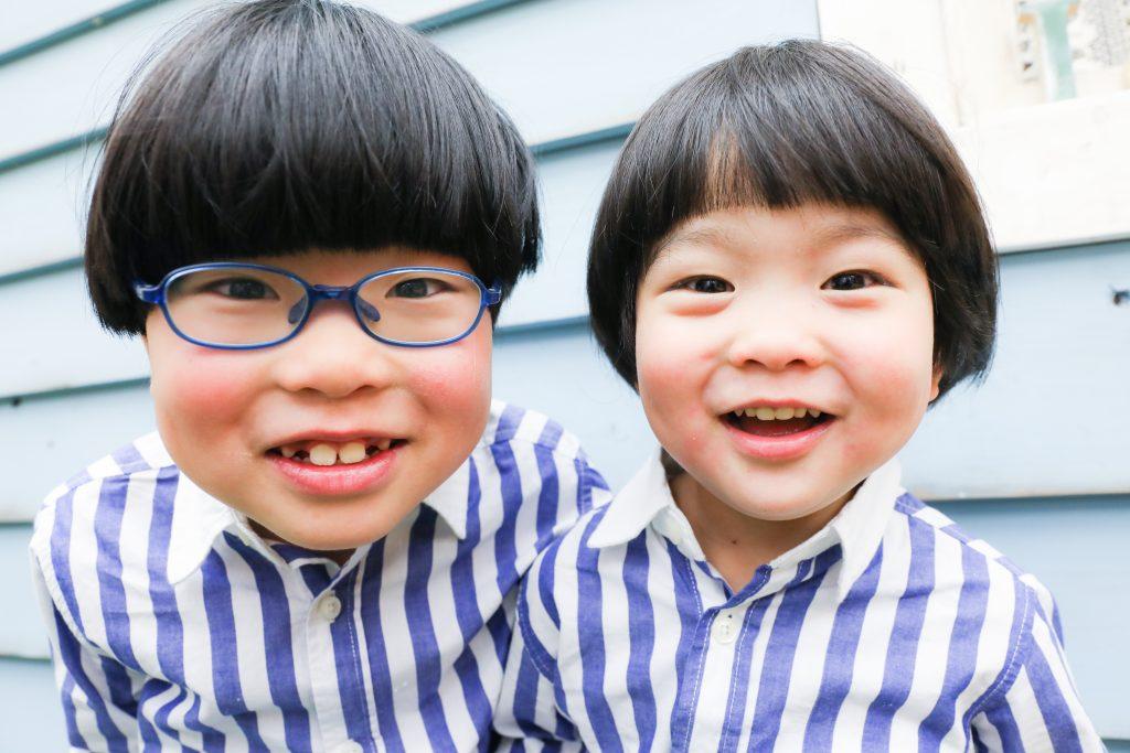 【その他】3歳と8歳の兄弟くん
