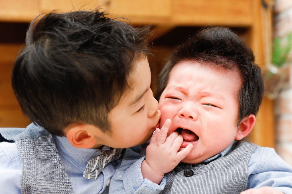 【バースデイ】4歳と6カ月の男の子