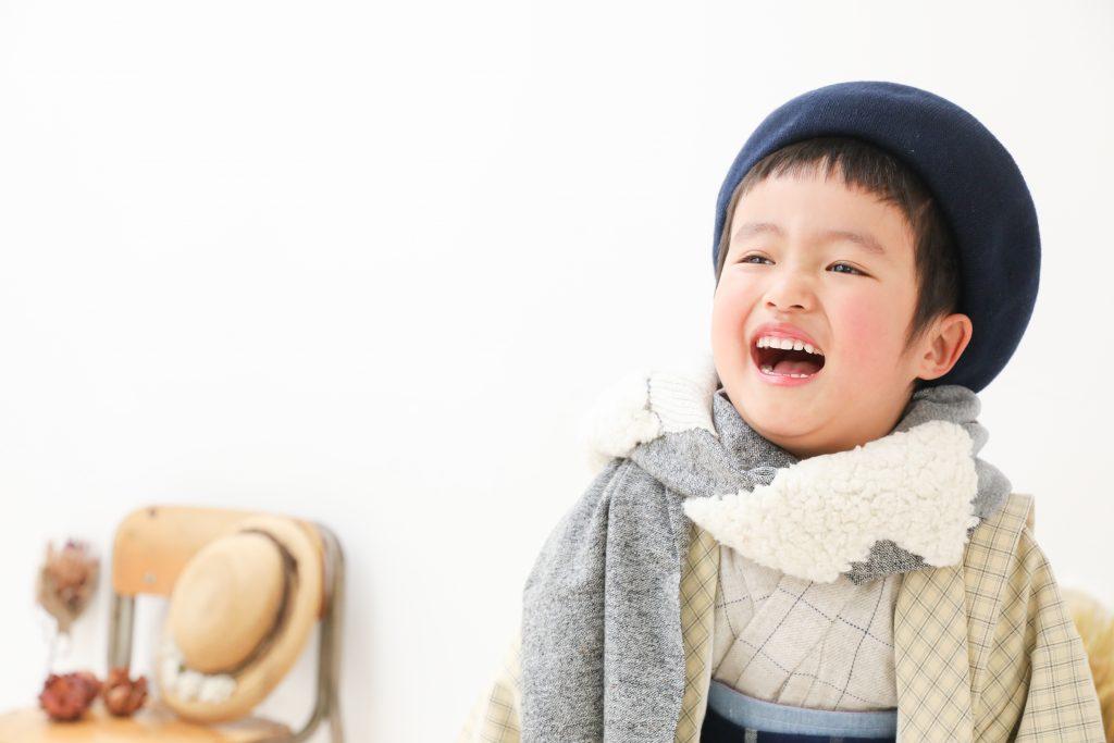 【753】5歳の男の子