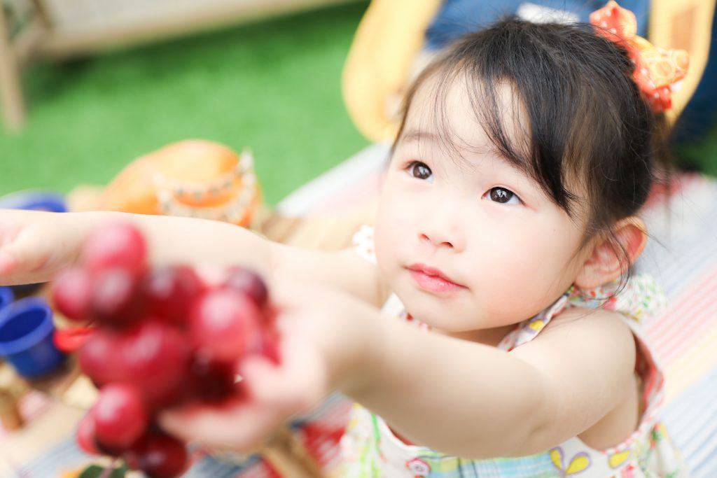 【バースデー】2歳女の子
