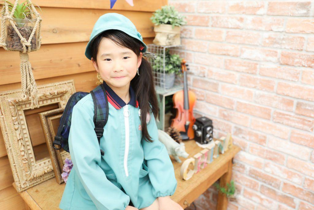 【入学・卒園】6歳の女の子