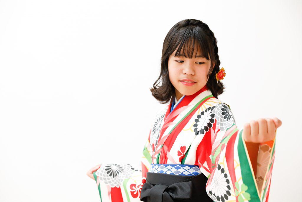 【卒業】12歳女の子