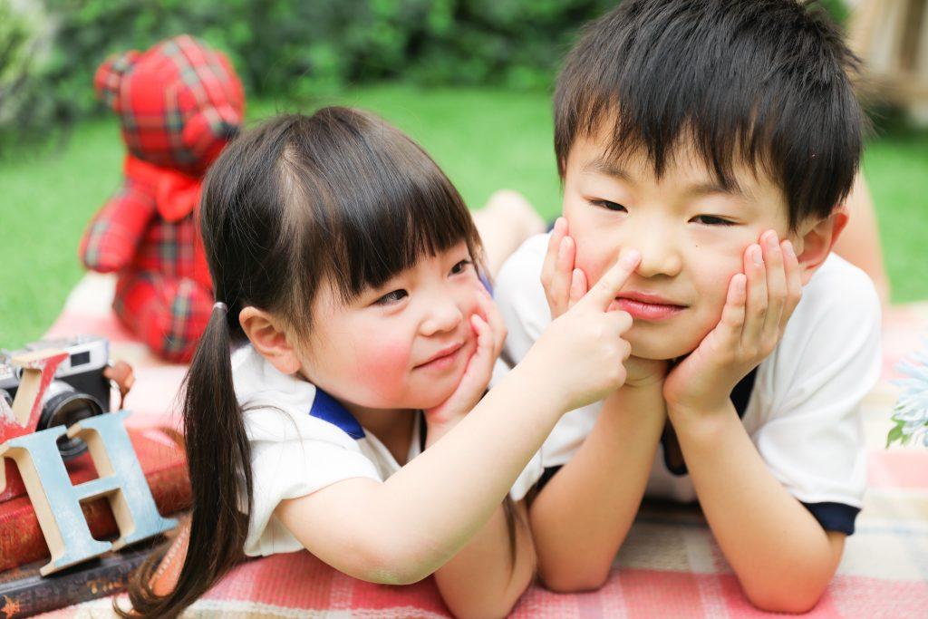 【入学・入園】6歳・3歳の兄妹