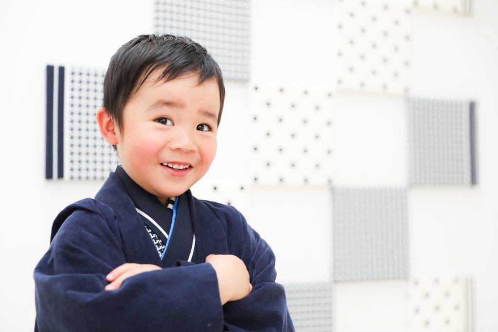 【753】4歳男の子