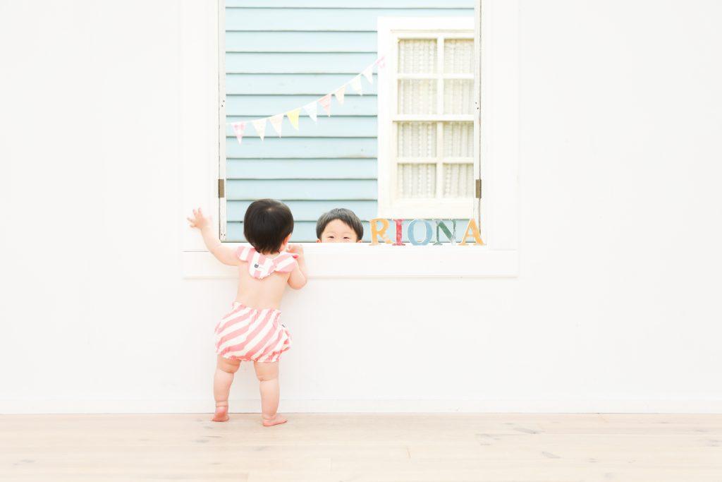 【バースデー】1歳女の子