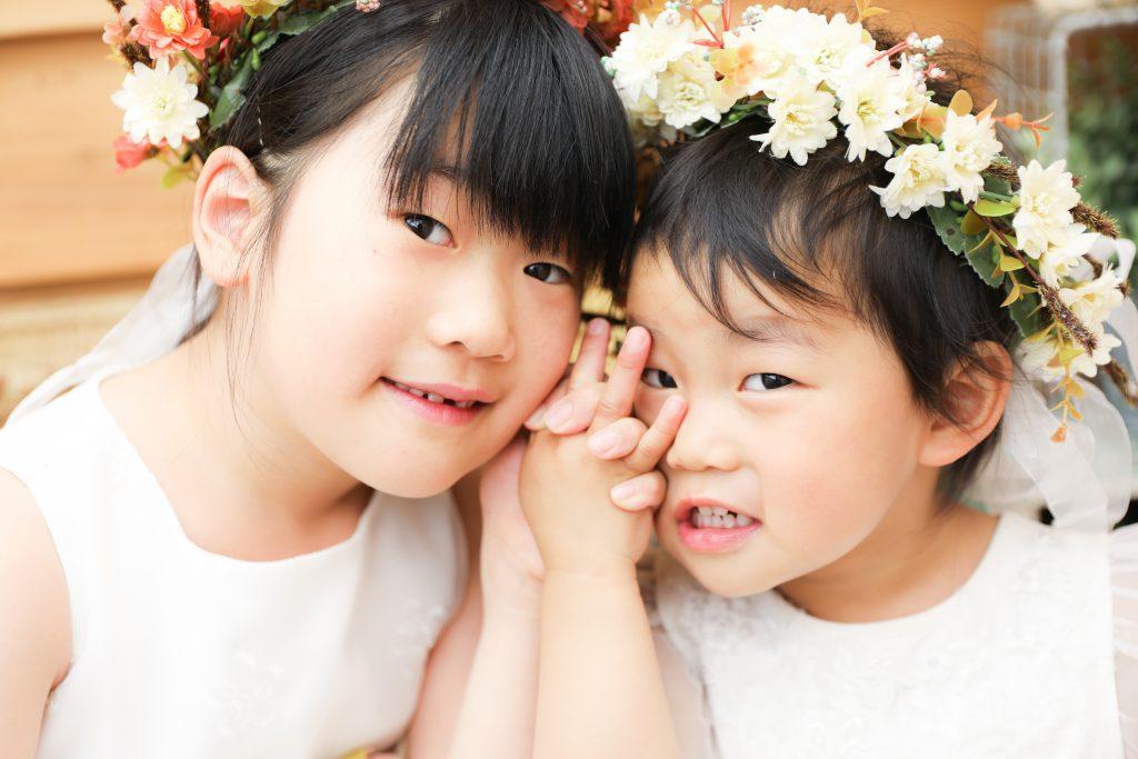 【バースデー・入学】7歳女の子