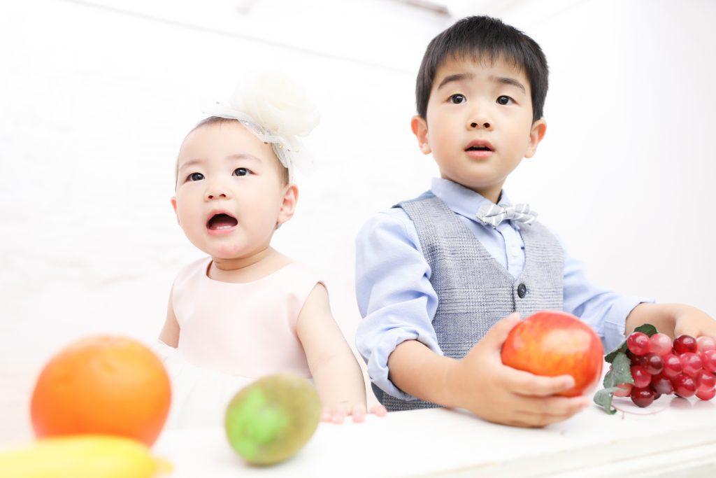 【入園】3歳男の子