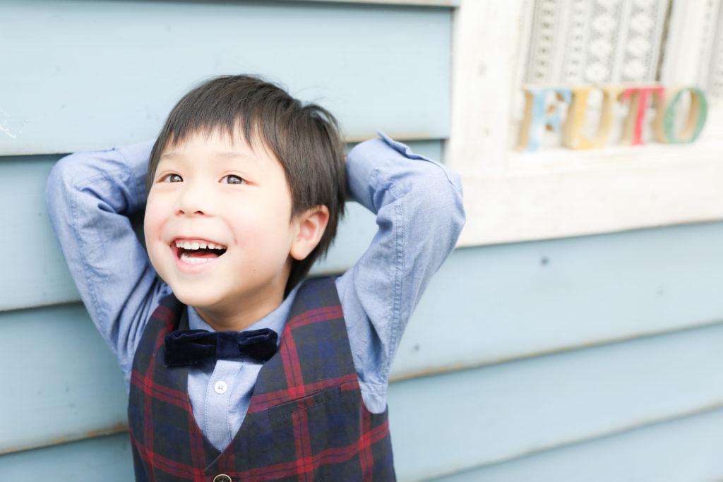 【バースデー】5歳男の子