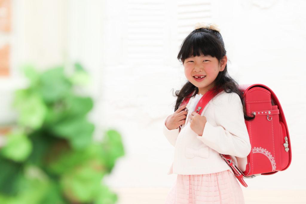【入園・入学】6歳女の子