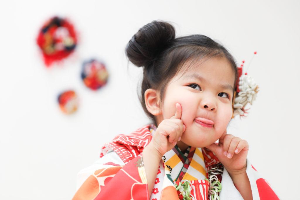 【753】2歳の女の子