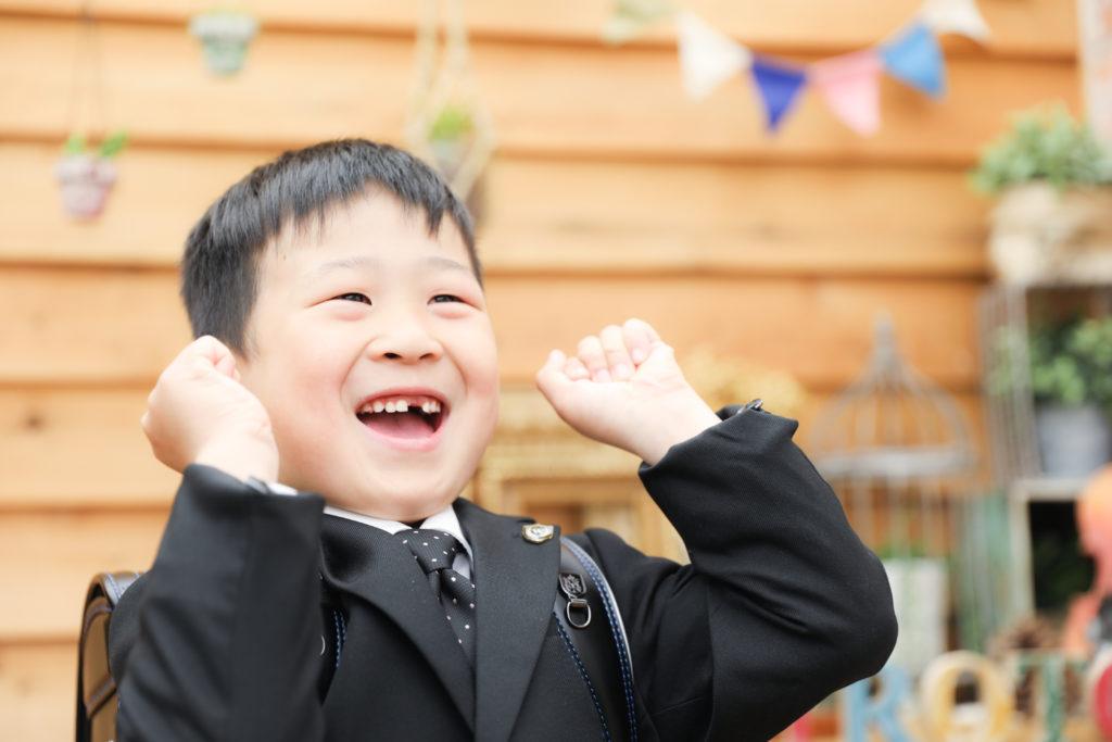 【卒園・入学】6歳男の子
