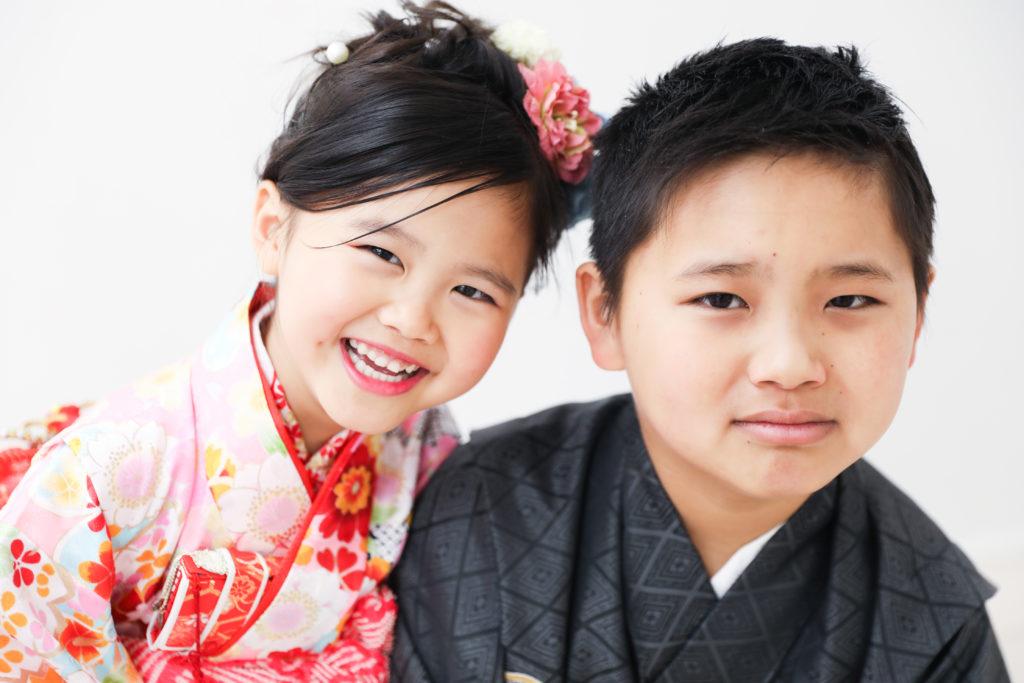 【753】6歳女の子・9歳男の子