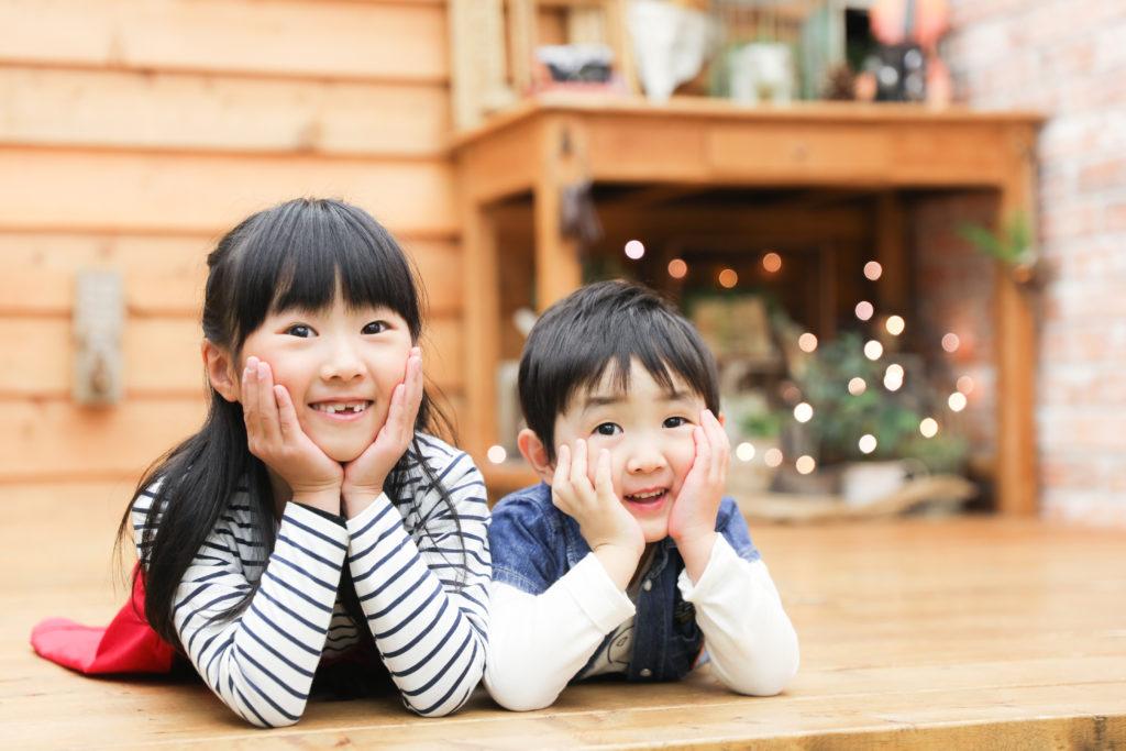 【入学・バースデイ】6歳女の子・4歳男の子