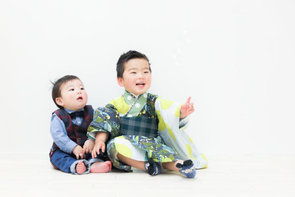 【753】3歳男の子