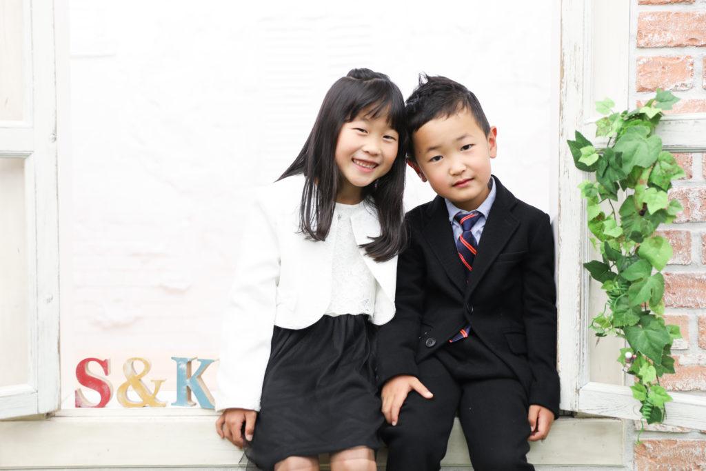 【入学】6歳男の子