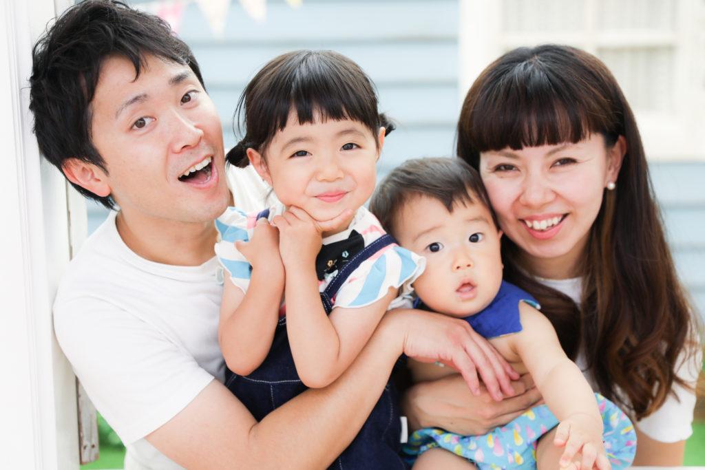 【バースデイ】1歳男の子・3歳女の子