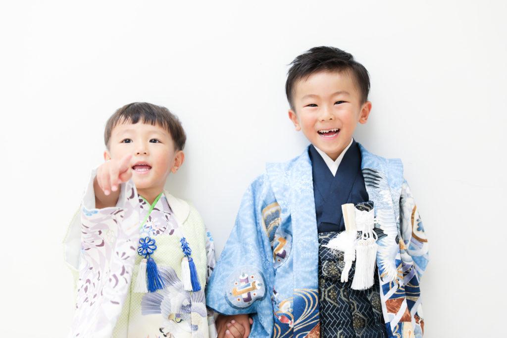 【753】5歳男の子2歳男の子
