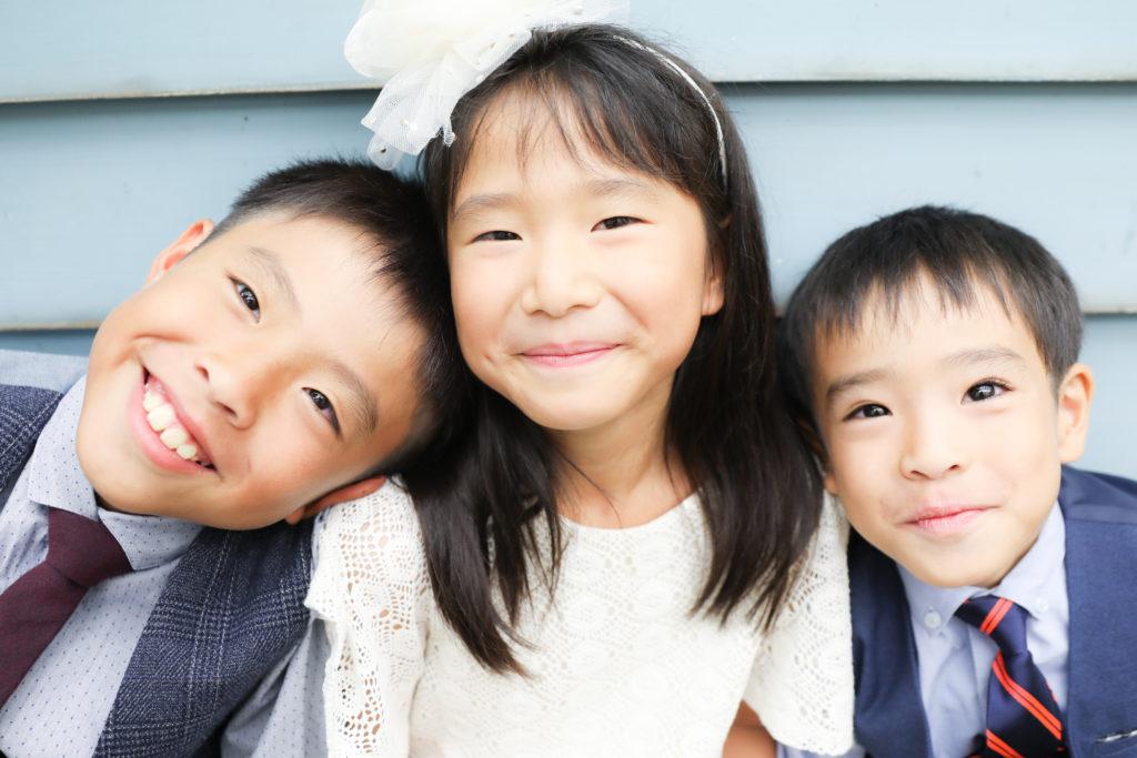【753】7歳女の子・5歳男の子