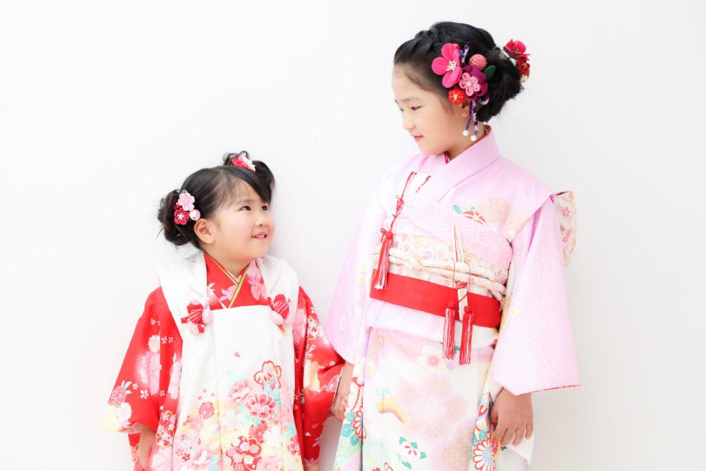 【753】7歳女の子・3歳女の子