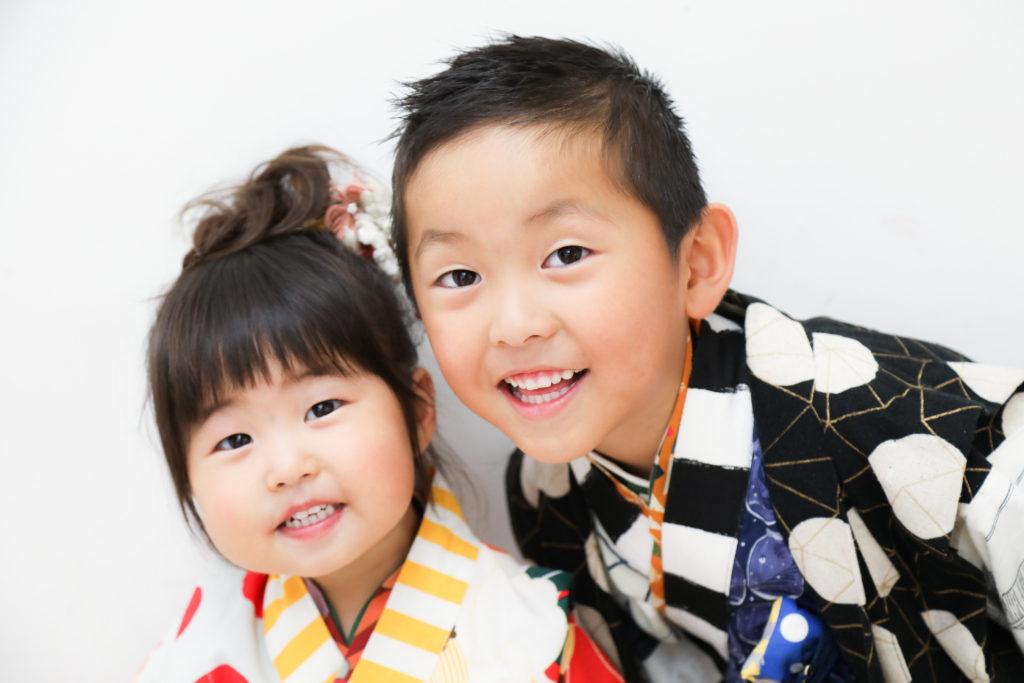 【753】3歳女の子・5歳男の子
