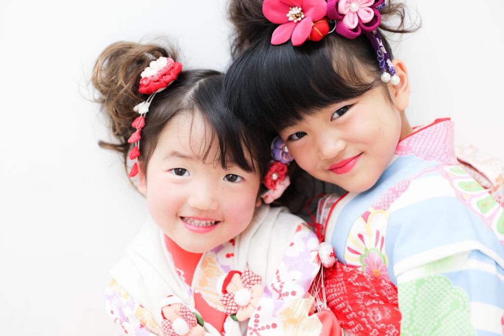 【753】7歳・3歳姉妹