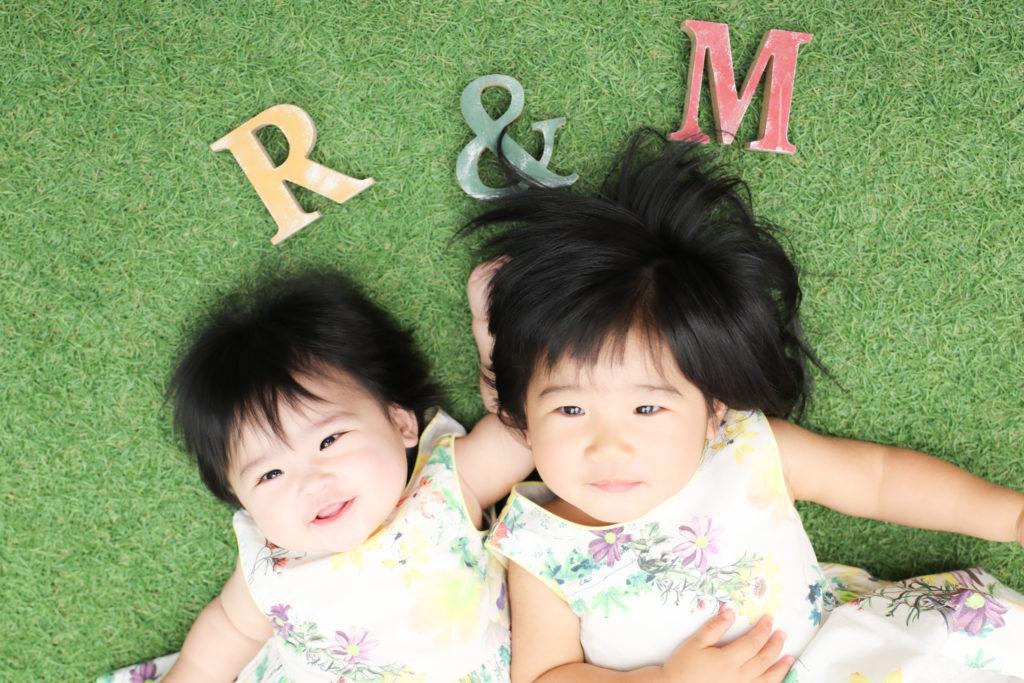 【ハーフバースデイ】6か月女の子