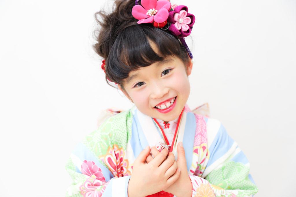 【753】7歳女の子