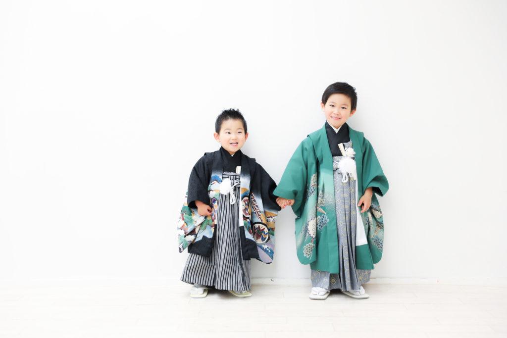 【753】5歳・2歳兄弟