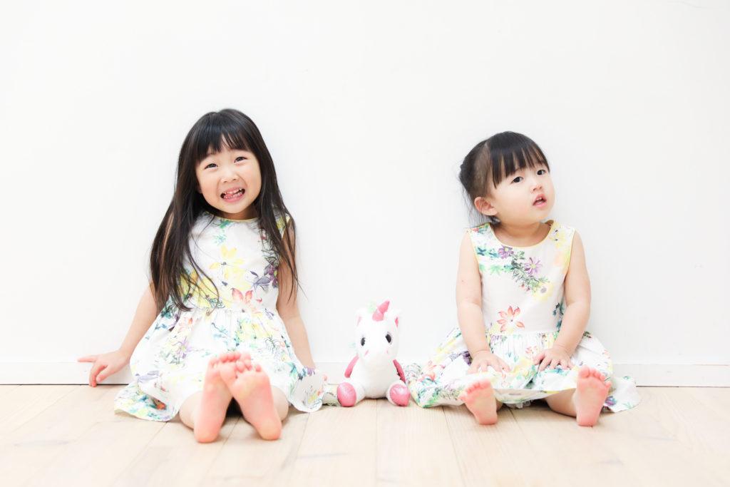 【その他】2歳・4歳姉妹