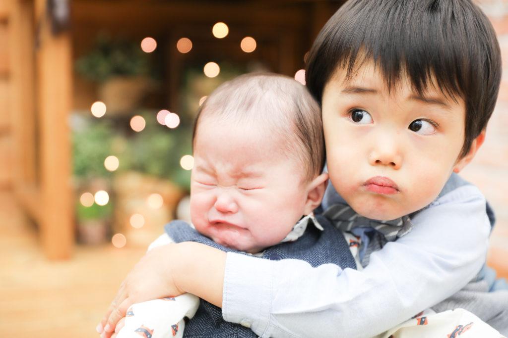 【ハーフバースデイ】6ヵ月男の子