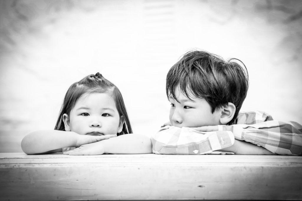 【バースデイ】9歳・2歳兄妹