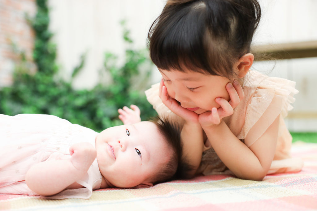 【お宮参り】2か月女の子