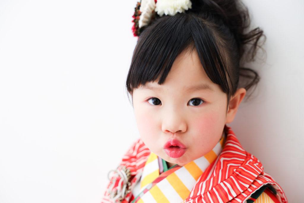 【753コラボ】3歳女の子