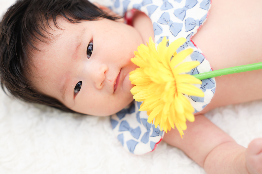 【お宮参り】1ヵ月女の子