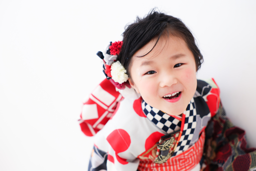 【753コラボ】6歳女の子