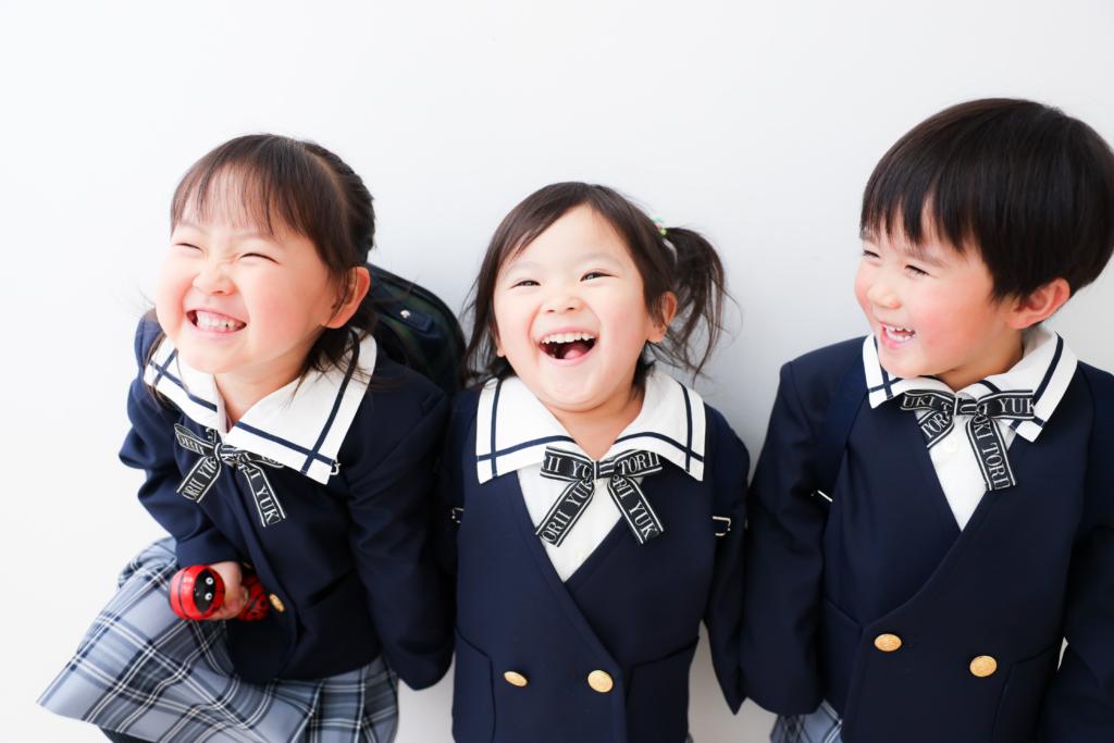 【入園】3歳お友達撮影