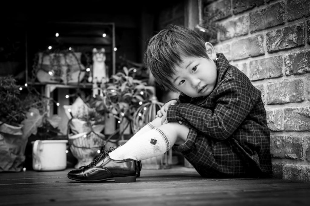 【入園・バースデイ】3歳男の子