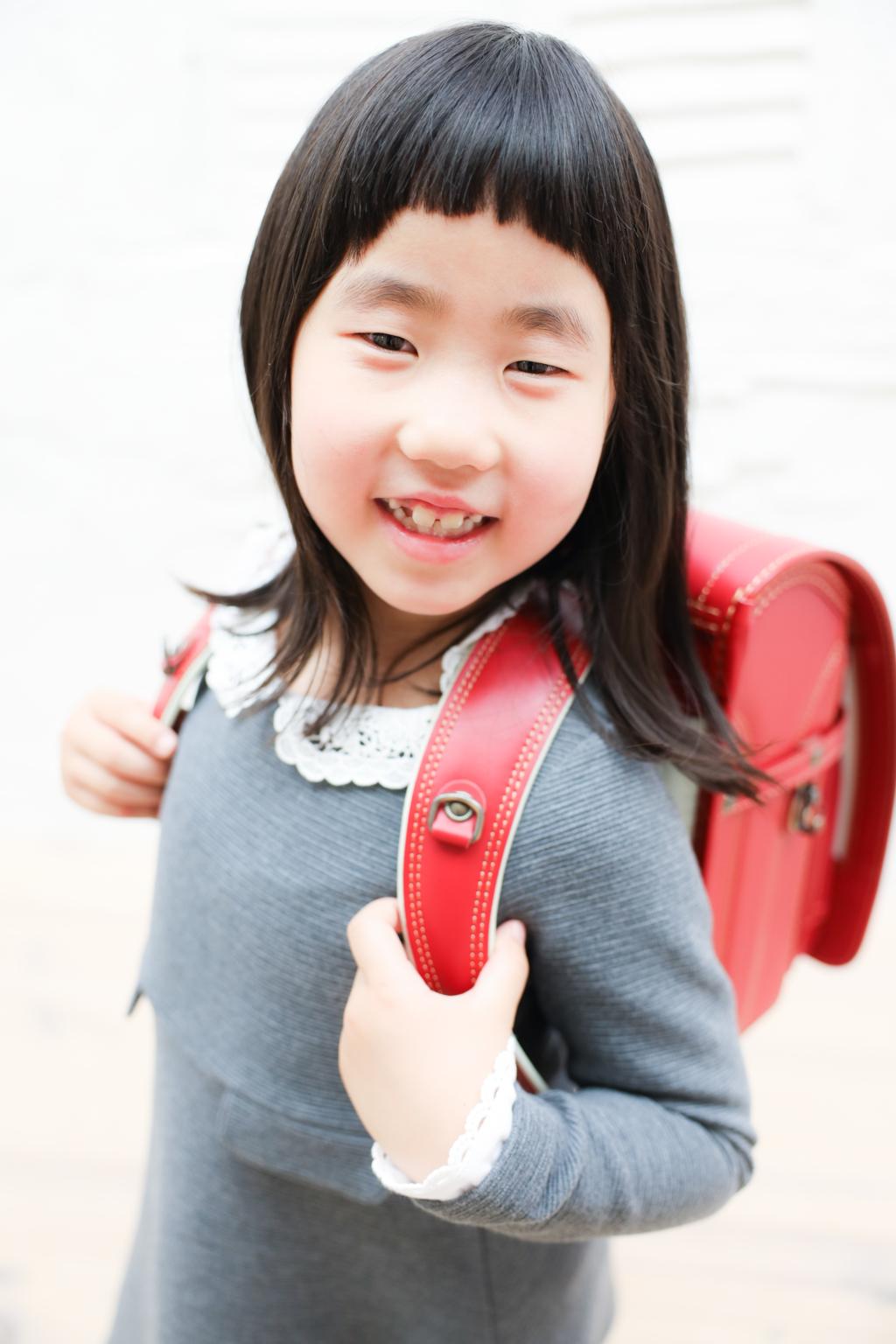 【入学・卒業】6歳女の子・2歳男の子