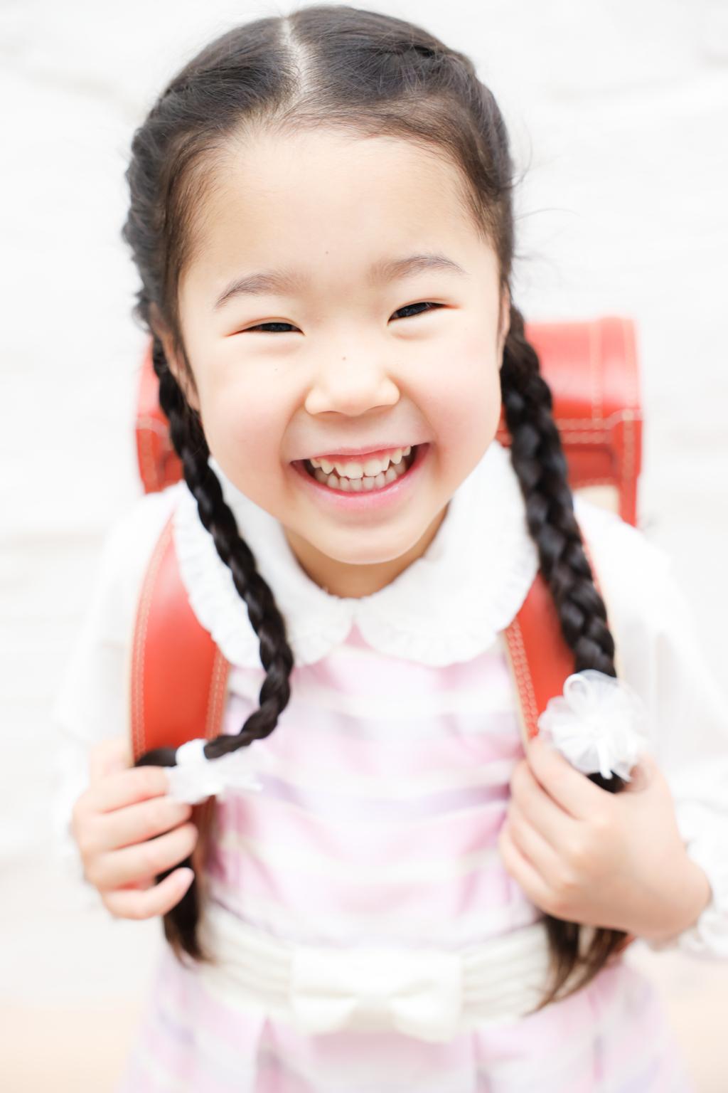 【入学・卒業】6歳女の子・9歳女の子