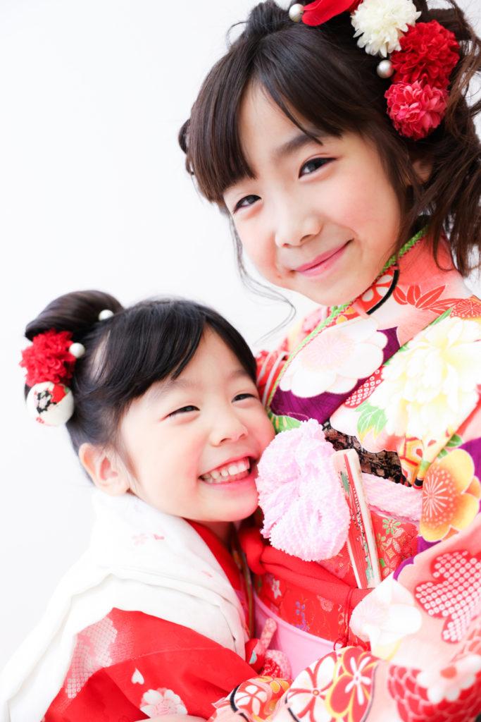 【753】4歳女の子・7歳女の子