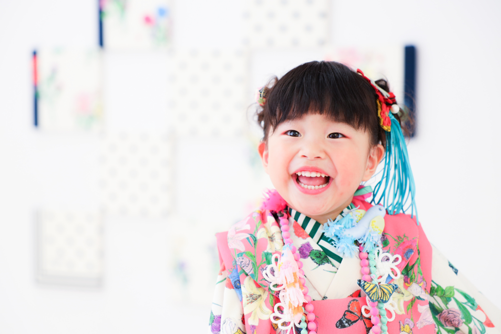 【753コラボ】3歳・5歳女の子