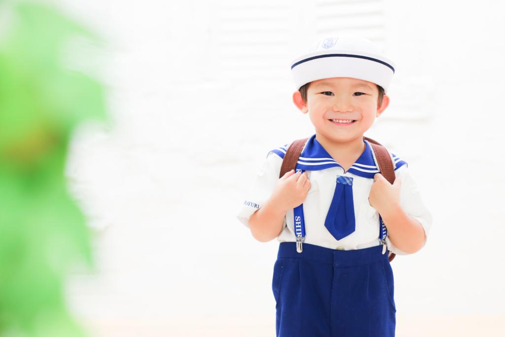 【入園・バースデイ】3歳男の子・0歳女の子
