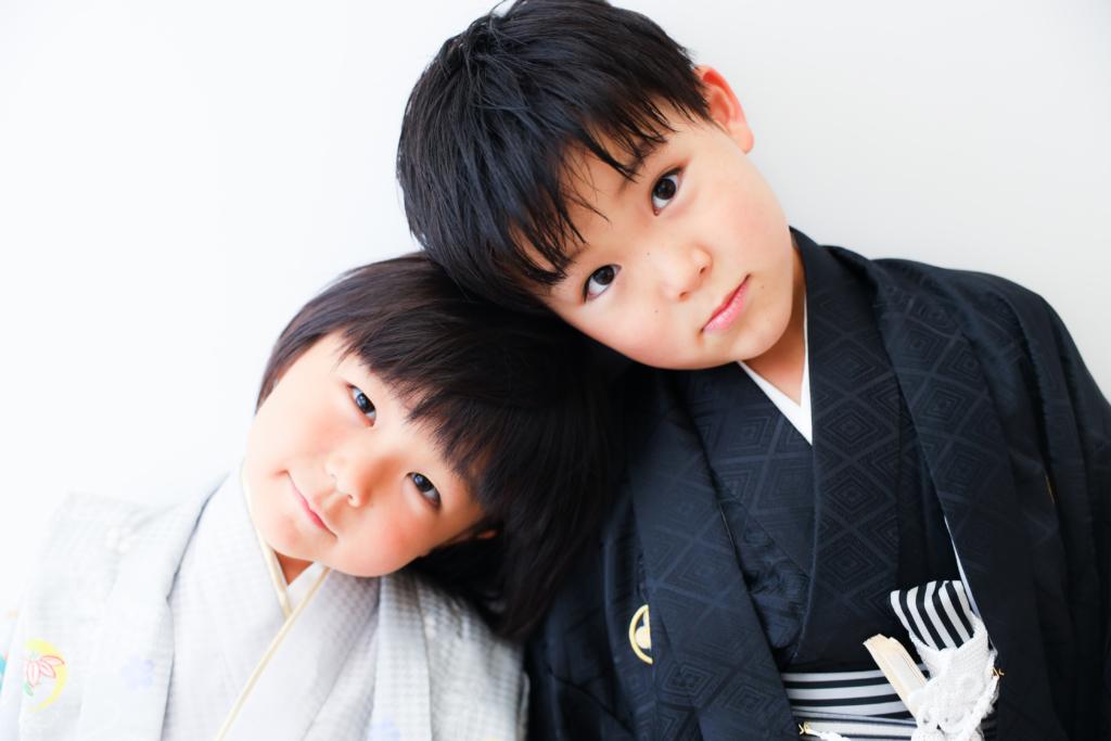 【753】5歳・3歳兄弟
