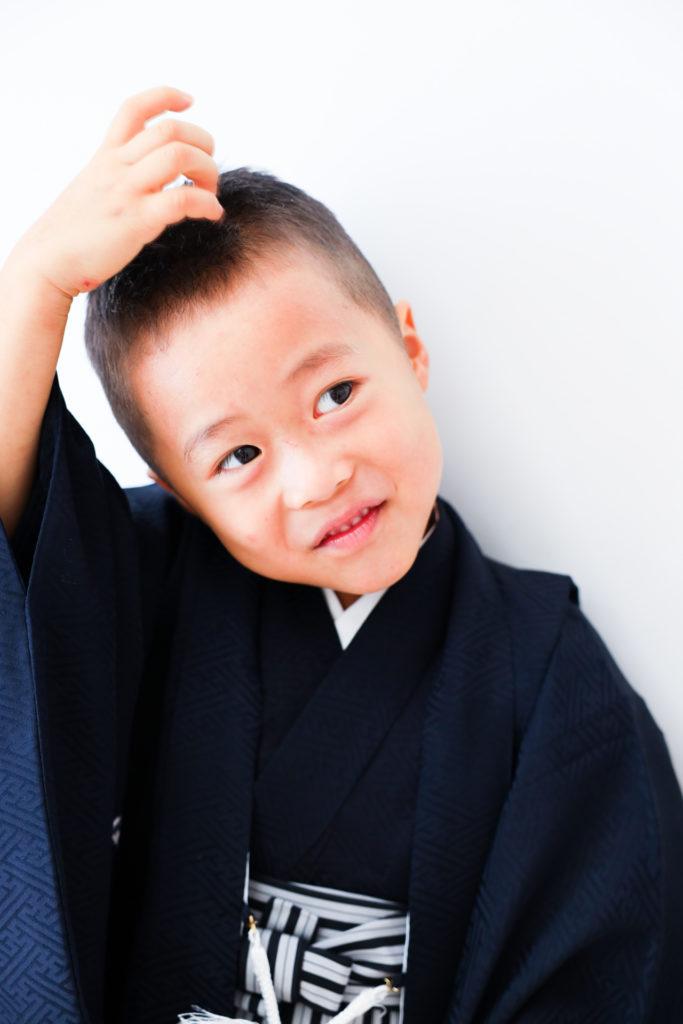 【753・バースデイ】4歳男の子