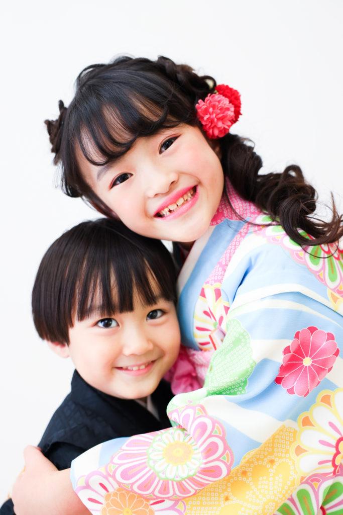 【753】3歳男の子・7歳女の子