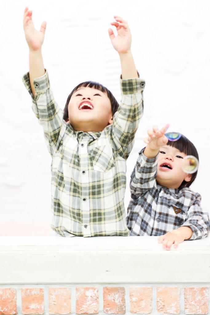 【バースデイ】3歳男の子・2歳男の子