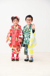 【753コラボ】3歳双子