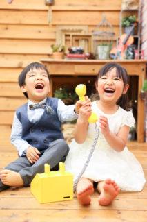 【753】5歳男の子・女の子