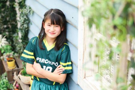 【ハーフ成人式】10歳女の子